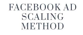 FB-AD-SCALING