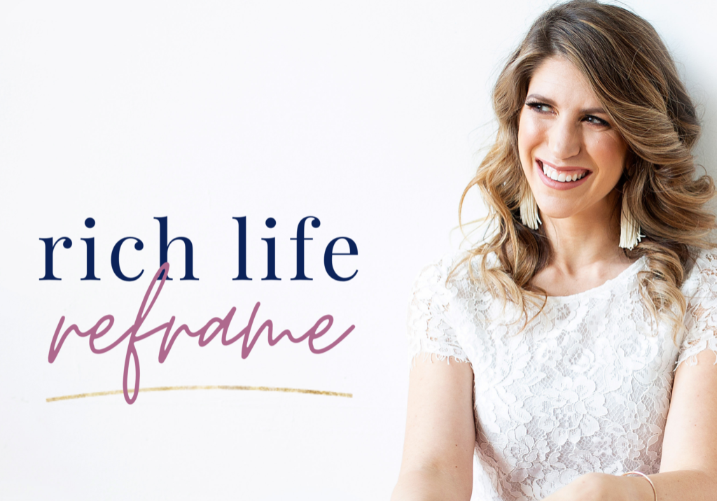 rich-life-reframe-podcast-announcement